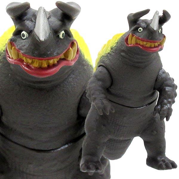 ウルトラマンゼット  ソフビ人形 バンダイウルトラマンZウルトラ怪獣シリーズ123ネロンガ
