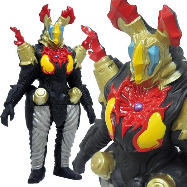ウルトラマンゼット  ソフビ人形 バンダイウルトラマンZウルトラ怪獣シリーズ128ペダニウムゼットン