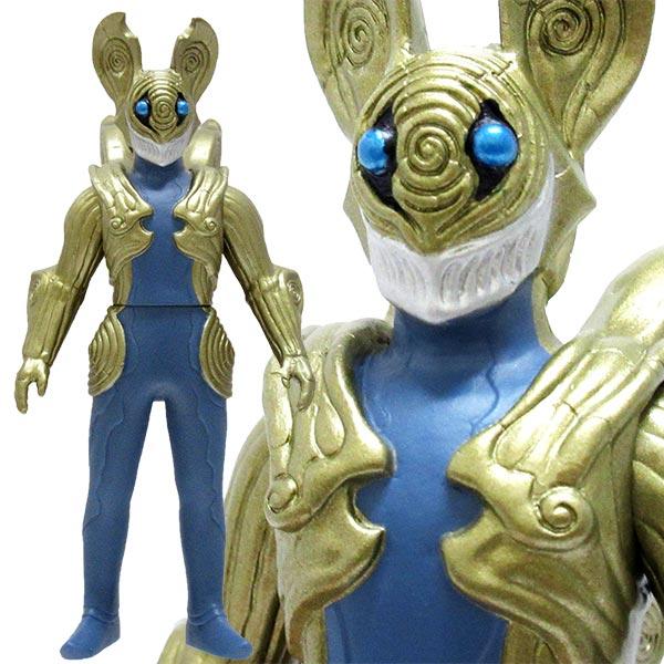 ウルトラマンゼット  ソフビ人形 バンダイウルトラマンZウルトラ怪獣シリーズ129バロッサ星人