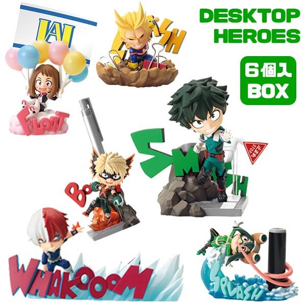 コレクション, フィギュア  DESKTOP HEROES BOX6