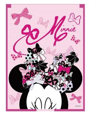 【メール便可】折りたたみミラー ミニー(リボン) 単品販売【 グッズ キャラクター 鏡 Disney ディズニー ミニーマウス 】