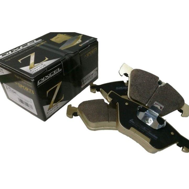 ブレーキ, ブレーキパッド  EUNOS PRESSO AZ-3 AZ-3 939983 ECPSA EC8S DIXCEL Z Z-351132,Z-355062 smtb-F