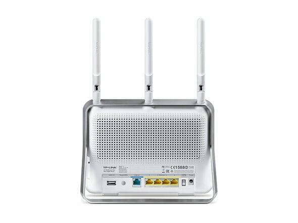 11ac対応1300Mbps+600Mbpsギガビット無線LANルーター北欧デザイン TP-Link Archer C9 デュアルコアCPU搭載無線LANルーター親機 無線LAN ルーター V5 (Nintendo Switch 動作確認済)