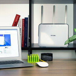 11ac対応1300Mbps+600Mbpsギガビット無線LANルーター北欧デザインTP-LinkArcherC9デュアルコアCPU搭載無線LANルーター親機無線LANルーターV5(NintendoSwitch動作確認済)