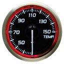 ■Defi Racer Gauge N2 レッド 【DF16303】温度計 Φ52 30〜150℃