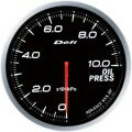 ■Defi メーター アドバンスBF 【DF10201】60φ ホワイト 油圧...