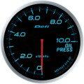 ■Defi メーター アドバンスBF 【DF10203】60φ ブルー 油圧計 ...