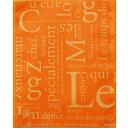 福助工業 カマス袋 GT(透明タイプ) No.1洋柄オレンジ(小ロット1,000枚:100枚×10袋)