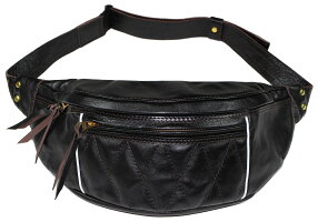 WEST RIDE [-RIDING WAIST BAG- BLK.H]