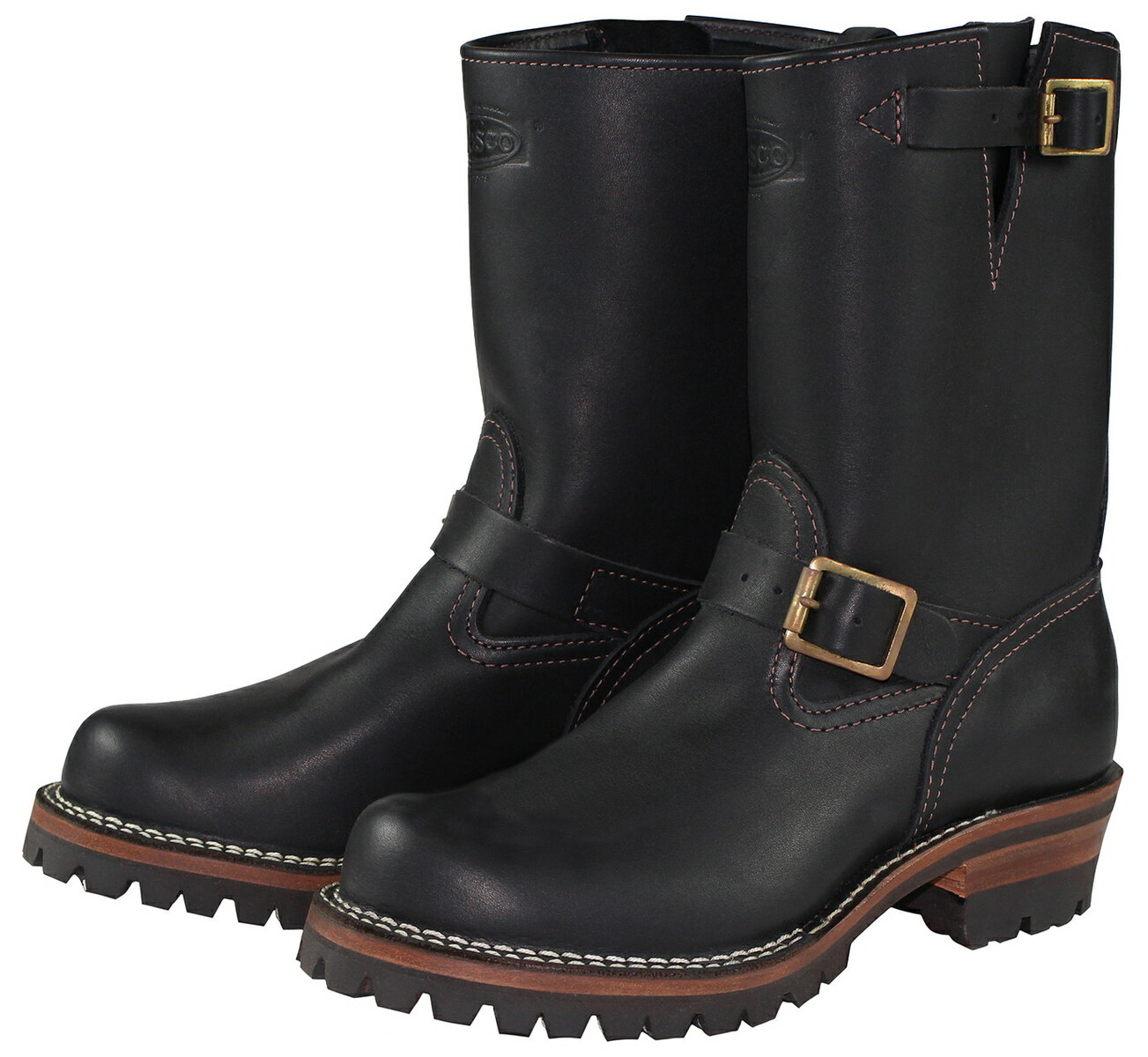 WESCO [-CUSTOM BOSS- Black size.8E,9E,10E]