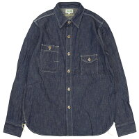 "JELADO [""Smorkers Shirts"" JELADO PRODUCT JP31143 Indigo size.XS,S,M,L,XL]"