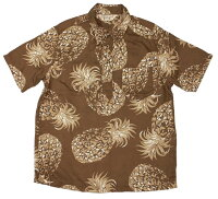 "JELADO [""Pullover B.D. Aloha Shirts"" BASIC COLLECTION SG32104 Caramel size.S,M,L,XL]"