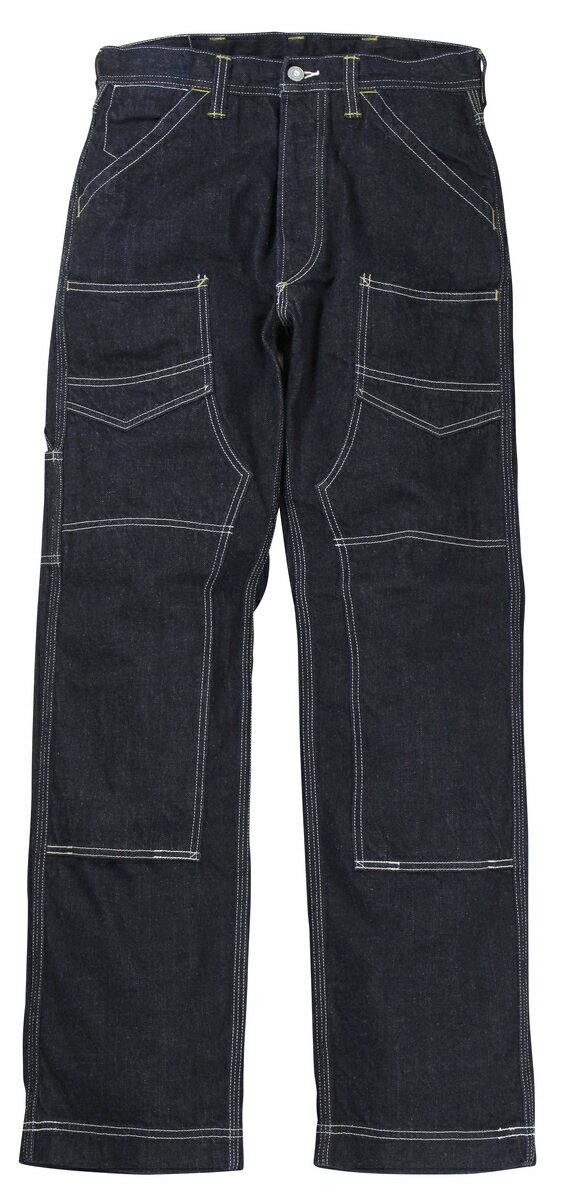 メンズファッション, ズボン・パンツ FREEWHEELERS CO. DERRICKMAN OVERALLS UNION SPECIAL OVERALLS 1912004 13.5oz INDIGO DENIM w.28,30,32,34,36