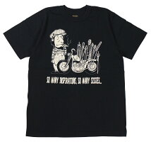 WESTRIDE [-S/S TEE : INSPIRATIONS-BLK size.34,36,38,40,42,44]
