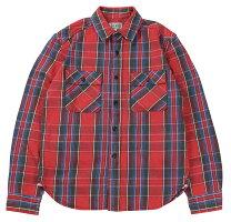 "JELADO [""Unionworkers Shirts"" STANDARD COLLECTION #JP42133 INDIGO size.XS,S,M,L,XL]"
