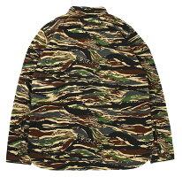 "JELADO [""Mimic Shirt"" BASIC COLLECTION #CT41140 TIGER CAMO size.XS,S,M,L,XL]"