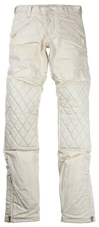 WEST RIDE [-CONFORMAX PADD MOTO PANTS- NATURAL w.28,29,30,31,32,33,34,36,38]