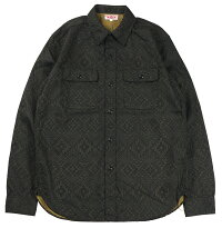 "JELADO [""Union Workers Shirt"" BASIC COLLECTION #JP51109 BLACK size.XS,S,M,L,XL]"