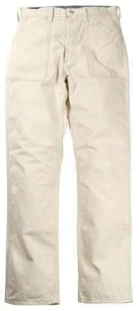 """FREEWHEELERS & CO. [""""LONGSHOREMAN OVERALLS"""" UNION SPECIAL OVERALLS #2012001 RAW WHITE w.28,30,32,34,36]"""