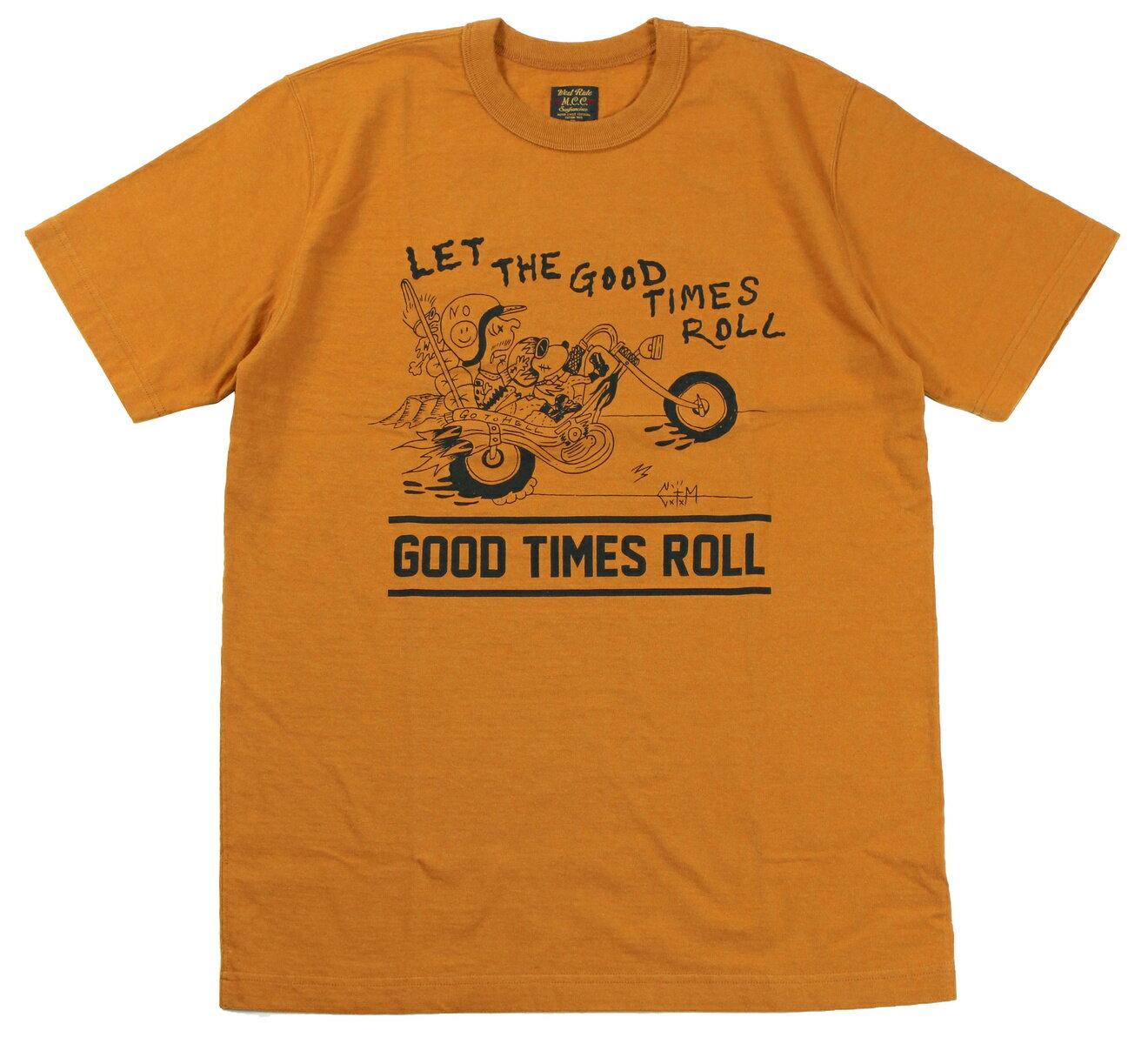 トップス, Tシャツ・カットソー WESTRIDE -PT.TEE.20-05- COGNAC size.34,36,38,40,42,44,46