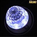 【激光LEDハイパワーマーカーランプユニット 12V/24V車対応(ホワイト/白色)】180°照射で極限の明るさを実現!超高輝度SMD LED搭載♪ LSL-306W/バスマーカーランプ/LEDマーカーユニット/二重レンズ/日本ボデーパーツ/JB
