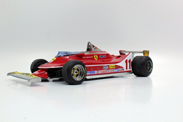 車, ミニカー・トイカー Ferrari 312 T4 Scheckter GP 118