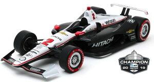 【予約】2020年2月以降発売予定2019 Chevrolet #2 Josef Newgarden Team Penske Hitachi NTT IndyCar Series /Greenlight 1/18 ミニカー