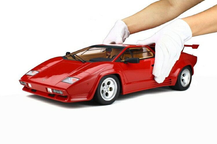 車, ミニカー・トイカー 11Lamborghini Countach LP500 QV rosso siviglia GT 18