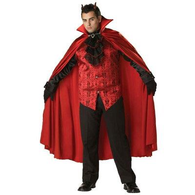 仮装コスチューム ハロウィン大きいサイズ ハンサムな吸血鬼  コスチューム コスプレ衣装 (二...