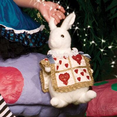 仮装コスチューム ハロウィン不思議の国のアリスのウサギちゃんパース コスプレ小物 ハロウィ...