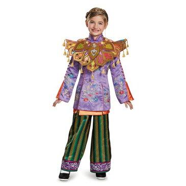 『アリス・イン・ワンダーランド』アリスのコスチューム3点セット(子供用) ハロウィンコスチューム コスプレ (仮装、パーティー、舞台、演劇、ハロウィン)キッズ 女の子 子供用