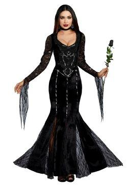 モーチュアリーママ 霊安室の女 レディースコスチューム 女性用 コスプレ衣装 (二次会、仮装、パーティー、ハロウィン)大人女性用