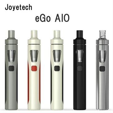 Joyetech eGo AIO スターターキット 電子タバコ 初心者にも簡単 軽い 大人気 1500mAhバッテリー