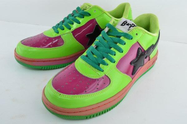 メンズ靴, スニーカー A BATHING APE BAPE STA MARVEL COMICS FS-001 27cm 02r6393