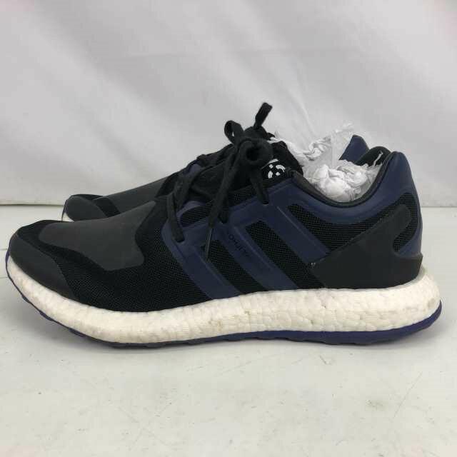 メンズ靴, スニーカー adidas Y-3 YohjiYamamoto PUREBOOST BY8956 black navy 27.5 01r3188
