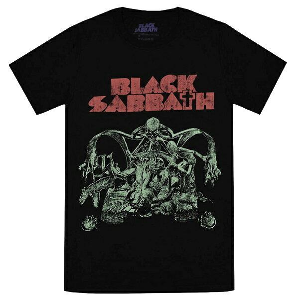 トップス, Tシャツ・カットソー BLACK SABBATH Sabbath Bloody Sabbath Cutout T