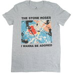 THE STONE ROSES ストーンローゼズ I Wanna Be Adored Tシャツ