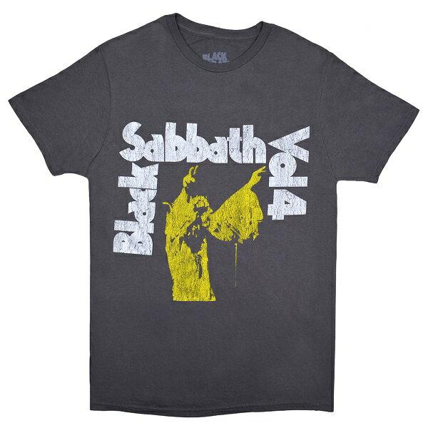 トップス, Tシャツ・カットソー BLACK SABBATH Vol 4 T