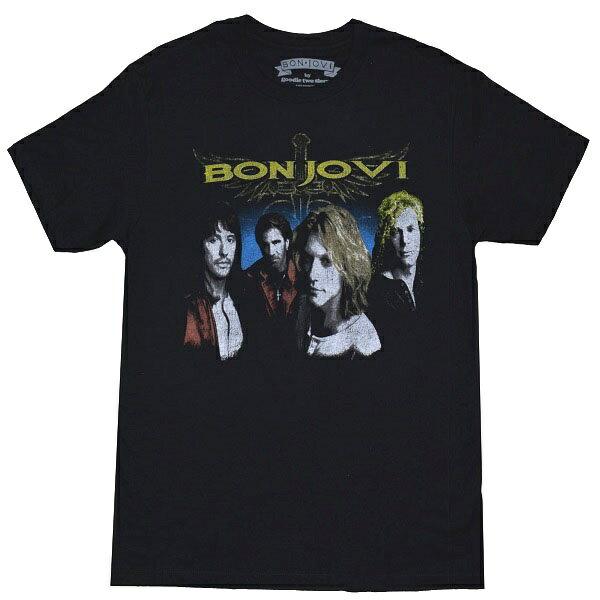 トップス, Tシャツ・カットソー BON JOVI 90s T