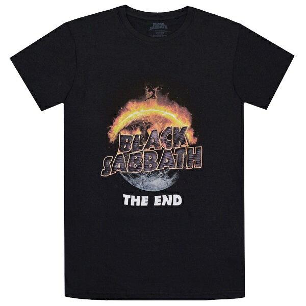 トップス, Tシャツ・カットソー BLACK SABBATH The End T