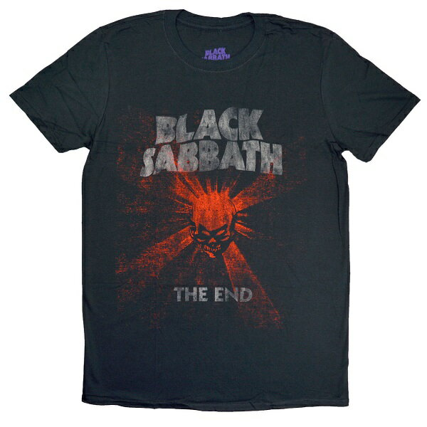 トップス, Tシャツ・カットソー BLACK SABBATH The End Mushroom Cloud T