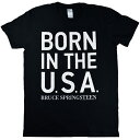 BRUCE SPRINGSTEEN ブルーススプリングスティーン Born In The USA Tシャツ