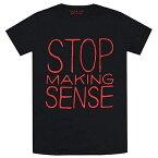 TALKING HEADS トーキングヘッズ Stop Making Sense Tシャツ
