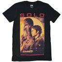 STAR WARS スターウォーズ Solo Profile Tシャツ