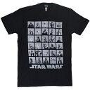 STAR WARS スターウォーズ Photoshot Tシャツ