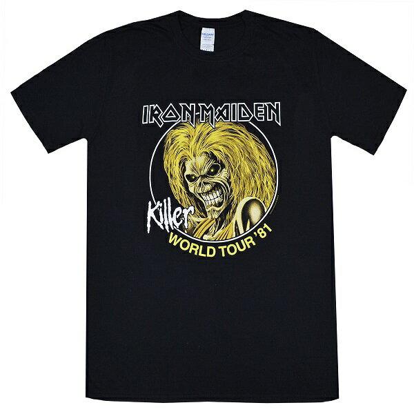 トップス, Tシャツ・カットソー IRON MAIDEN Killer World Tour81 T