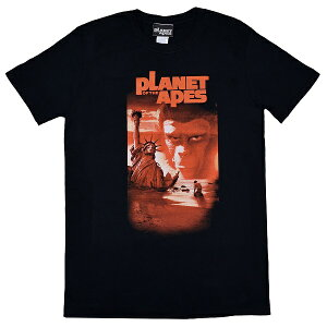 PLANET OF THE APES 猿の惑星 Liberty Duo Tone Tシャツ