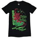 GODZILLA ゴジラ Godzilla VS King Kong Tシャツ
