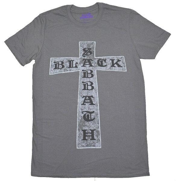 トップス, Tシャツ・カットソー BLACK SABBATH Cross Logo T