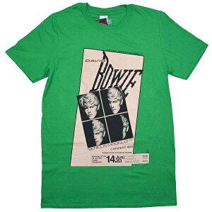 DAVID BOWIE デヴィッドボウイ Concert '83 Tシャツ